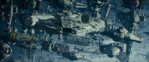 Resistance fleet Episode IX