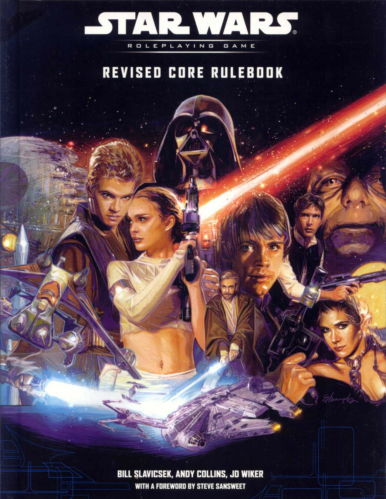 97d8761152 Star Wars Roleplaying Game Revised Core Rulebook