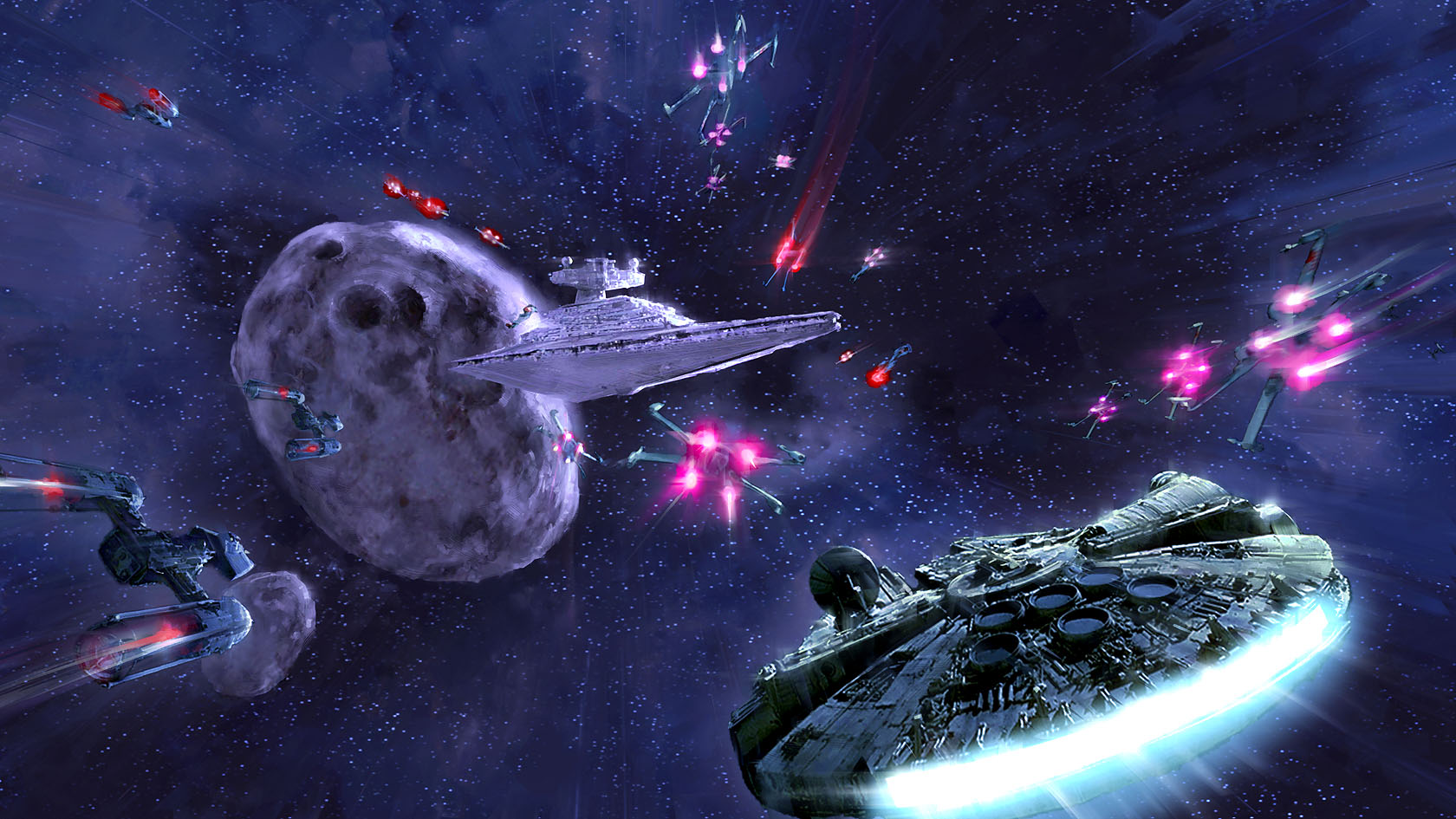 Image - Second Battle of Kessel.jpg | Wookieepedia | FANDOM powered ...