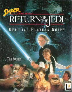 Super Star Wars Return of the Jedi - Official Players Guide