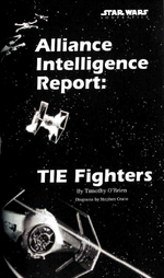 Alliance Intelligence Report TIE Fighters