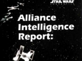 Alliance Intelligence Report: TIE Fighters