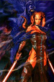 Darth Talon Force Awakens Concept Art
