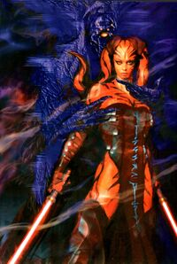 Darth Talon Force Awakens Concept Art