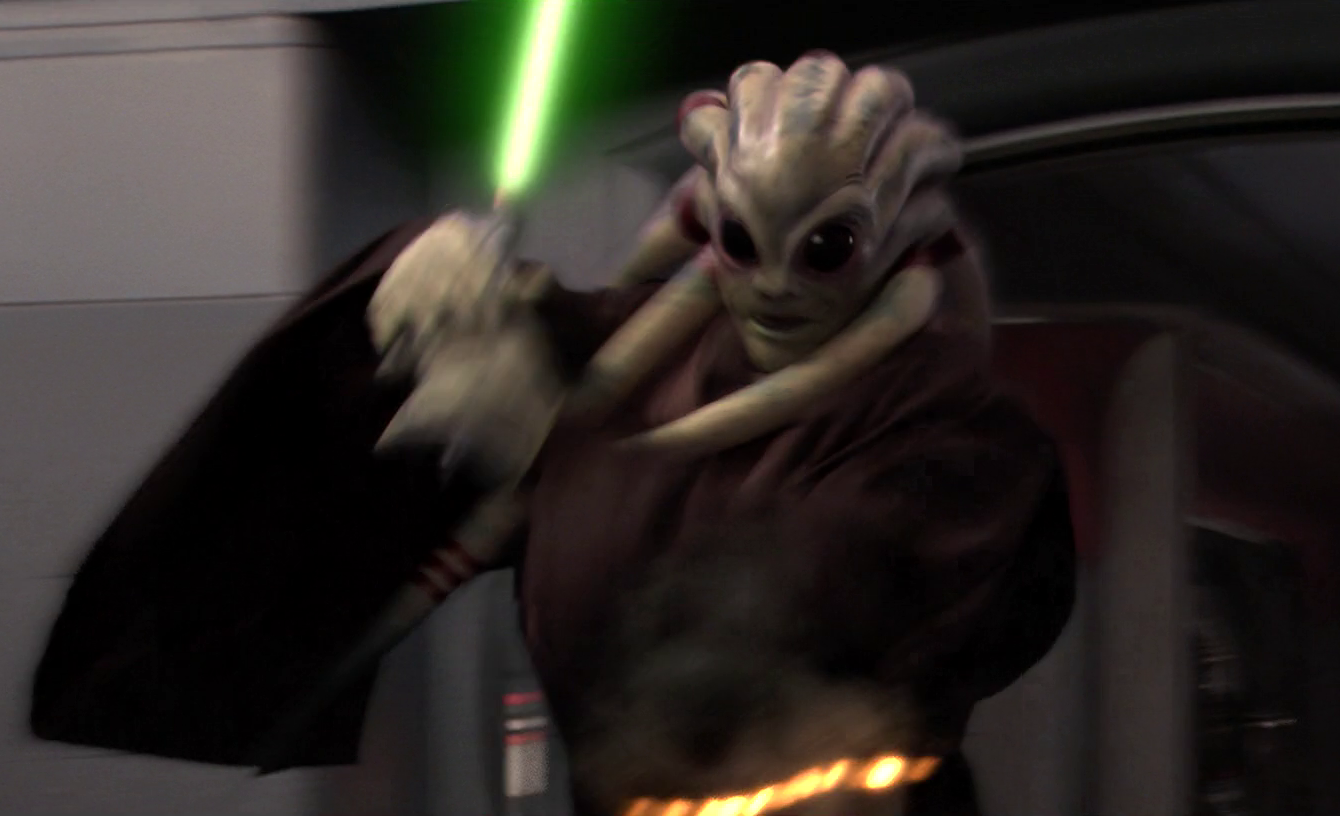 image - fisto's death | wookieepedia | fandom powered by wikia
