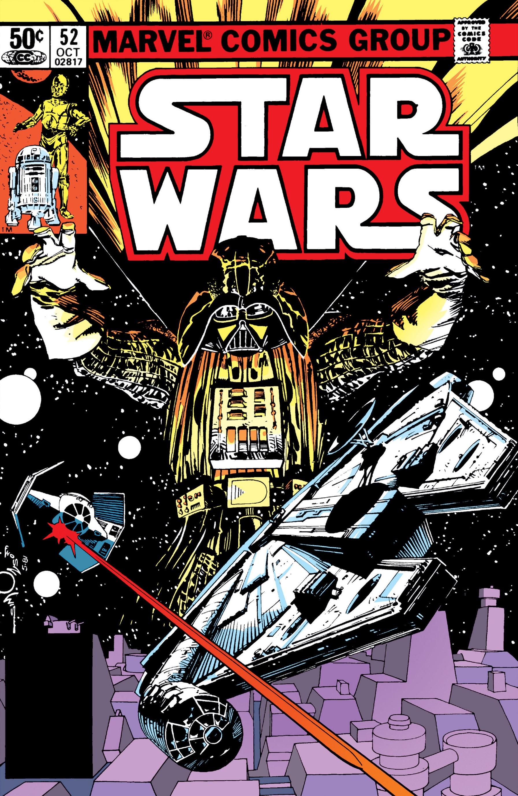marvel comics 52