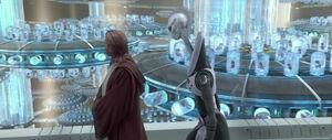 Obi-Wan on Kamino