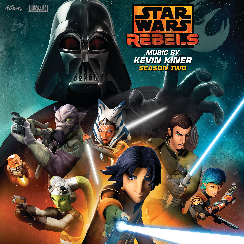 Star Wars Rebels: Season Two (Original Soundtrack