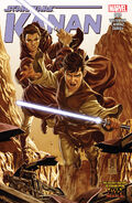 Star Wars Kanan 9 final cover