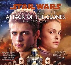 Attack of the Clones (audiobook-abridged)