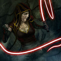 Nightsister Lightwhip