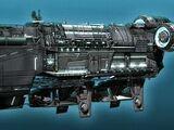 CR25 troop carrier/Legends