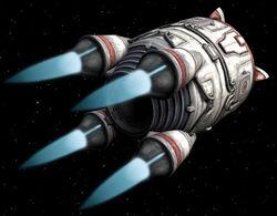 Republic escape pod