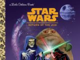 Return of the Jedi (Golden Book)