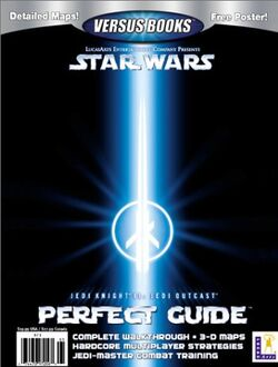 Jedi Knight II - Jedi Outcast - Official Perfect Guide