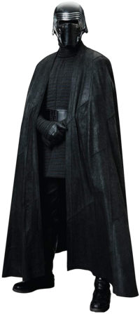Kylo Ren Saw Himself As The Rightful Heir To The Legacy Of His Grandfather, Darth  Vader.