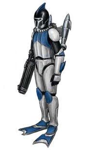 SCUBA trooper TCWCG