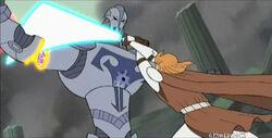 Durge vs Kenobi