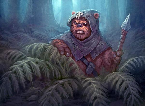 File:Ewok Scout TCG by Andrew Olson.jpg