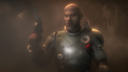 Saw gerrera Rebels