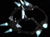 V-19 Torrent hyperspace docking ring