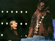 Chewie mtv awards 1997