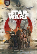 RogueOneJuniorNovel-Hardcover