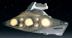 Star Destroyer Engine SWE
