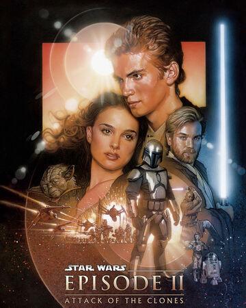 Star Wars Episode Ii Attack Of The Clones Wookieepedia Fandom