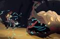 Nightwatcher worm attacks Teedo.png