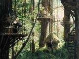 Bright Tree Village/Legends