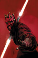 Star Wars Darth Maul 1 textless