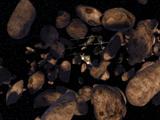 Golm asteroid belt