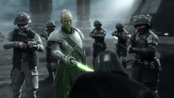 Kota arrests Vader