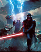 Lords of the Sith art