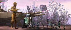Nomad Droids