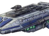 Trident-class surveyor ship