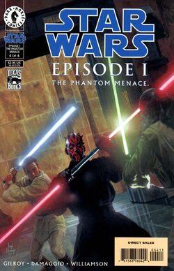 Star Wars Episode I - The Phantom Menace 4