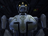 Unidentified super tactical droid