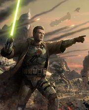 Ven Zallow Great Galactic War