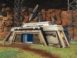 Communications Bunker 75