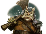Gamorrean/Legends
