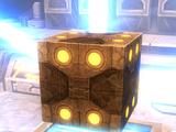 Rakata energy cube