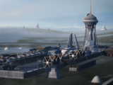 Lothal Imperial airfield
