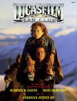 The Lucasfilm Fan Club Magazine 4 (p)