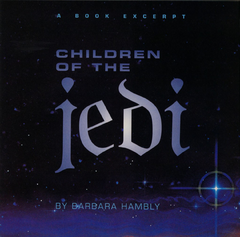 A Book Excerpt Children of the Jedi