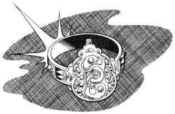 Corellian princess ring