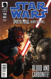 Darth Maul - Death Sentence 3