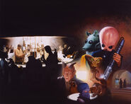 Tales from the Mos Eisley Cantina art