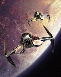 Actis Interceptors Coruscant